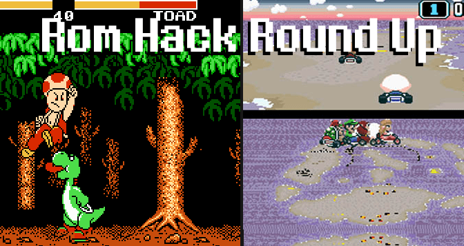 Rom Hack Roundup: Series Crossovers Part II