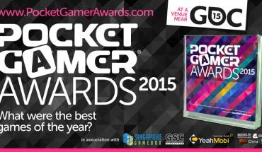Pocket Gamer Awards 2015