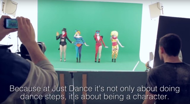 Just Dance 2016 Behind the Scenes