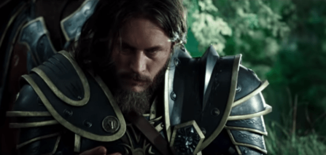 Travis Fimmel as Anduin Lothar.