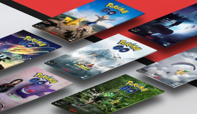 Pokemon GO posters