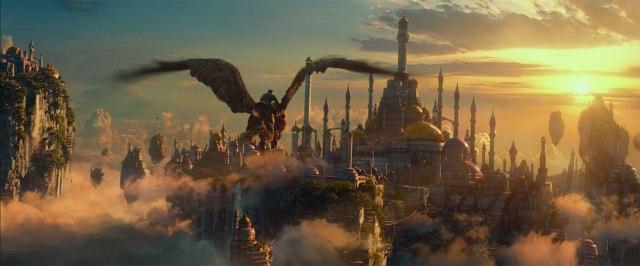 Warcraft movie trailers