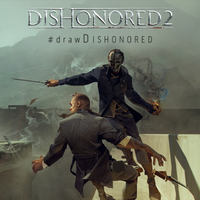 drawDishonored - Fan Art Contest (1)