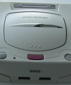 Sega Saturn Capacitor Replacement Service