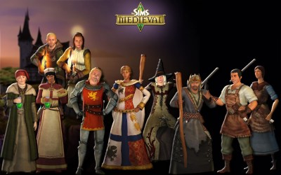 The Sims Medieval Wallpaper Video Games Blogger