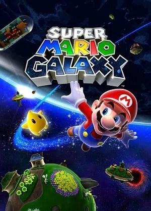 Super Mario Galaxy facts video game