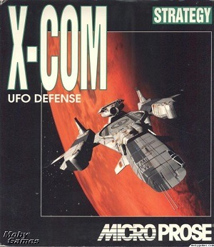 X-COM UFO Defense facts video game