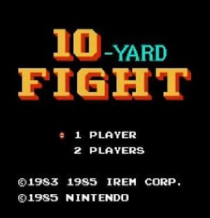 10-Yard Fight facts