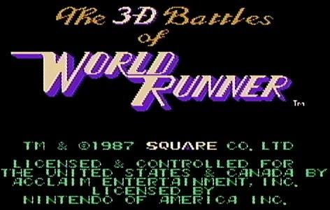 3-D WorldRunner facts