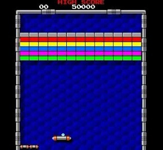 Arkanoid facts