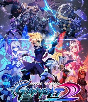 Azure Striker Gunvolt 2 facts