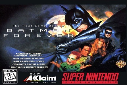 Batman Forever facts