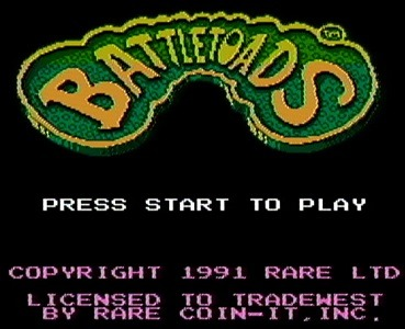 Battletoads facts