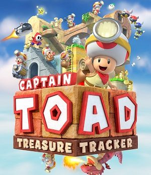 Captain Toad: Treasure Tracker facts