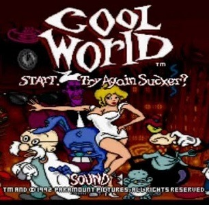 Cool World facts