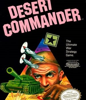 Desert Commander facts