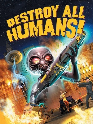 Destroy All Humans! facts