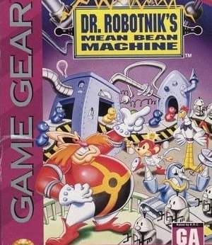 Dr. Robotnik's Mean Bean Machine facts