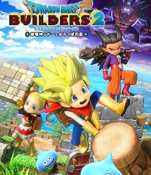 Dragon Quest Builders 2 facts