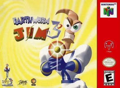 Earthworm Jim 3D facts