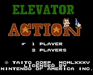 Elevator Action facts