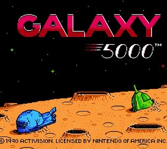 Galaxy 5000 facts
