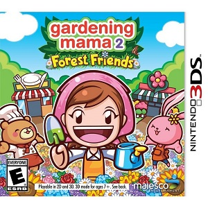 Gardening Mama 2 Forest Friends facts