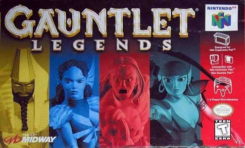 Gauntlet Legends facts