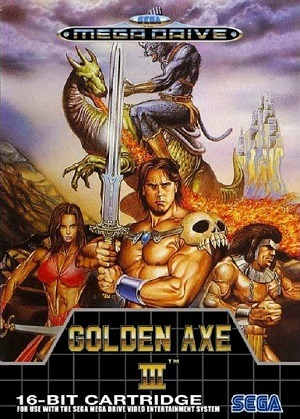 Golden Axe III fact