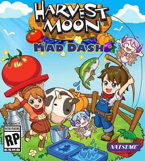 Harvest Moon Mad Dash facts