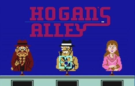 Hogan's Alley facts