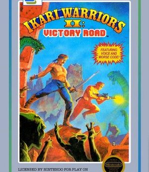 Ikari Warriors II Victory Road facts