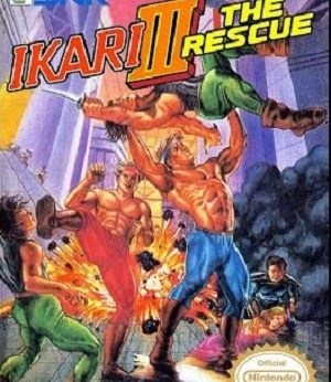 Ikari Warriors III The Rescue facts