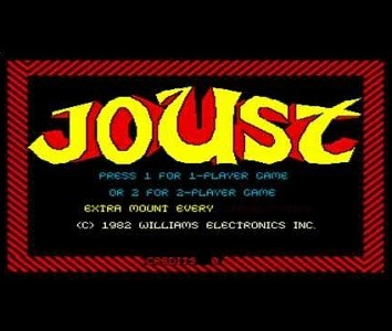 Joust facts