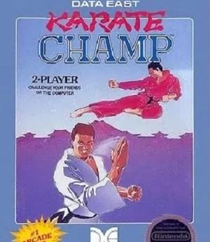Karate Champ facts