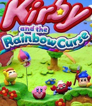 Kirby and the Rainbow Curse facts