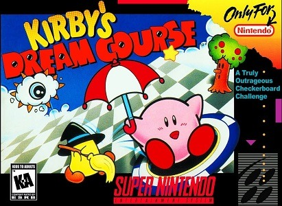 Kirby's Dream Course facts