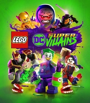 LEGO DC Super Villains facts
