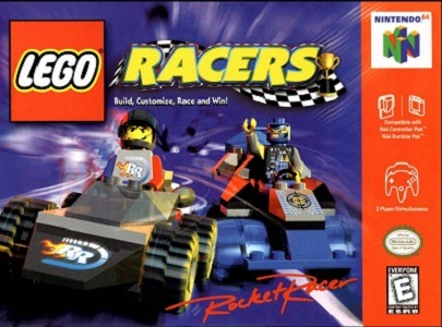 LEGO Racers facts