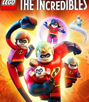 LEGO The Incredibles facts