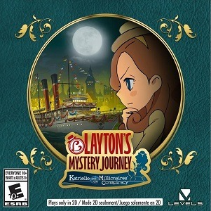 Layton's Mystery Journey facts