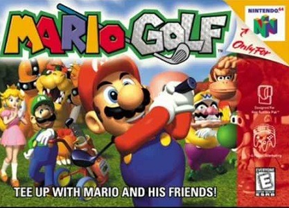 Mario Golf facts