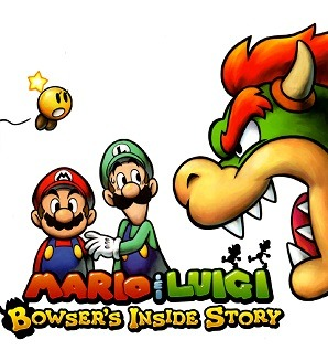 Mario Luigi Bowser's Inside Story facts