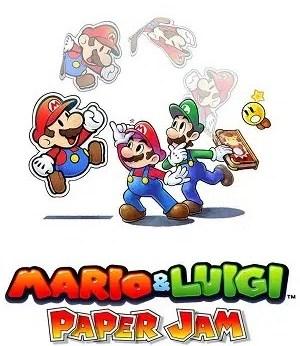 Mario & Luigi Paper Jam facts
