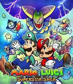 Mario & Luigi Superstar Saga facts
