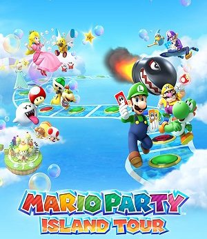 Mario Party Island Tour facts