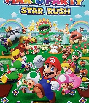 Mario Party Star Rush facts