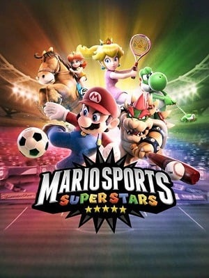 Mario Sports Superstars facts