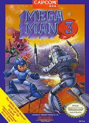 Mega Man 3 facts