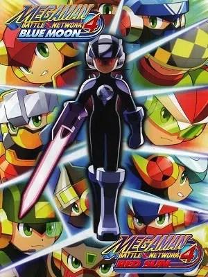 Mega Man Battle Network 4 facts
